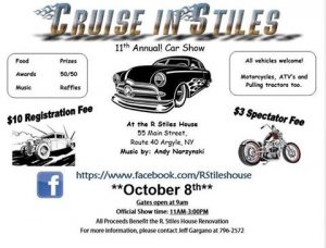 cruise in stiles